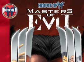 House of M: Masters of Evil (2010)