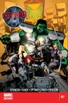 SECRET AVENGERS 7 (NOW, WITH DIGITAL CODE)