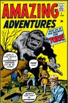 Amazing Adventures (1961) #1 Cover