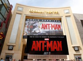Ant-Man Red Carpet Gallery