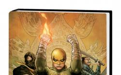 IMMORTAL IRON FIST VOL. 5: ESCAPE FROM THE EIGHTH CITY PREMIERE HC