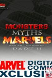 The Marvels Channel: Monsters, Myths, and Marvels #2 