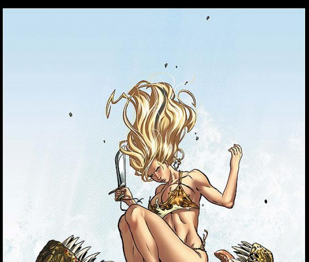 SHANNA THE SHE DEVIL: SURVIVAL OF THE FITTEST #3