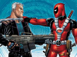 CABLE & DEADPOOL (2008) #32 COVER