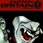 CAPTAIN BRITAIN AND MI13 #10 cover
