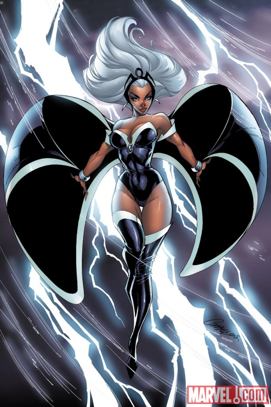 Storm by J. Scott Campbell