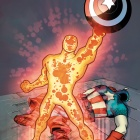 Captain America and the Korvac Saga #3 Cover