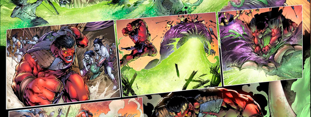 Sneak Peek: Hulk #35