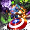 Wii poster art from Captain America: Super Soldier by Next Level Games