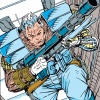 Cable art by Rob Liefeld