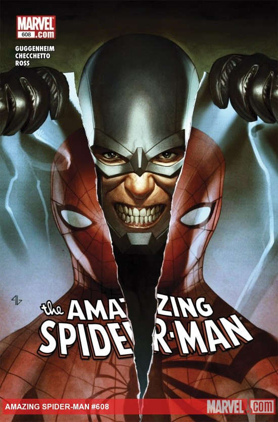 Amazing Spider-Man (1999) #608