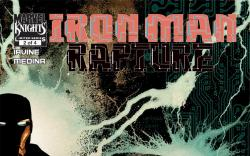 Iron Man: The Rapture (2010) #2