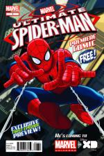 Ultimate Spider-Man Premiere Comic 