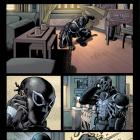 Venom #18 preview art by Lan Medina