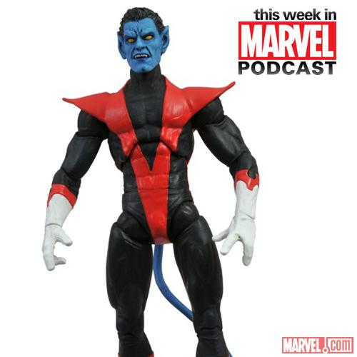 This Week in Marvel #34.5 - Diamond Select Toys