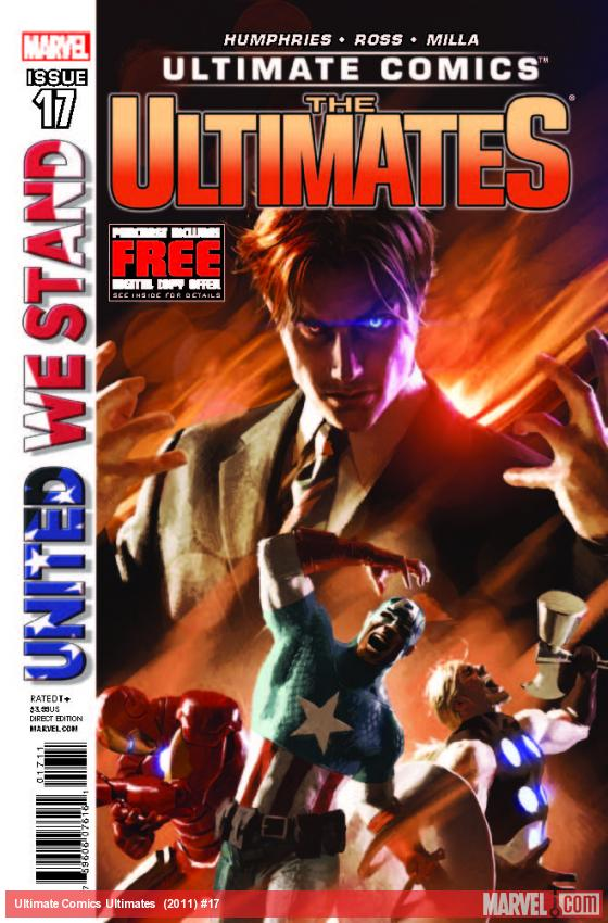 ULTIMATE COMICS ULTIMATES 17 (WITH DIGITAL CODE)
