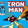 Iron Man (1968) #208 Cover