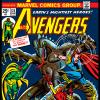 Avengers (1963) #124 Cover