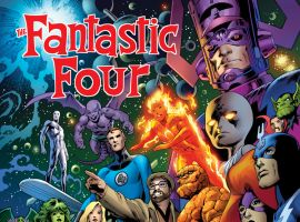 FANTASTIC FOUR 16 DAVIS BREVOORT VARIANT (WITH DIGITAL CODE)