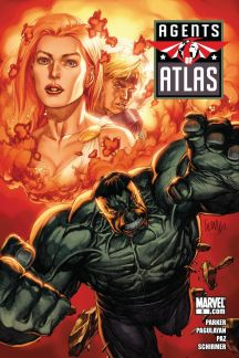 Agents of Atlas #8