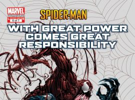 SPIDER-MAN: WITH GREAT POWER COMES GREAT RESPONSIBILITY (2010) #6 Cover