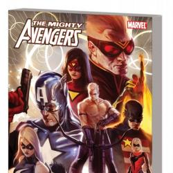 Mighty Avengers: The Unspoken (2010)