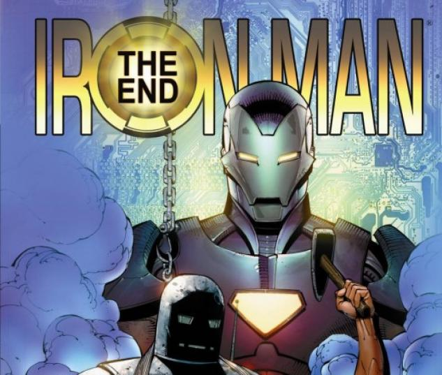 Iron Man: The End (Trade Paperback)