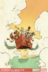 The Marvelous Land of Oz #6 
