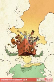 The Marvelous Land of Oz (2009) #6