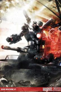 War Machine (2008) #7