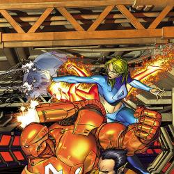 ULTIMATE FANTASTIC FOUR/ULTIMATE X-MEN ANNUAL #1