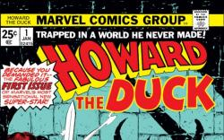 Howard the Duck #1