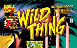 Wild Thing #1