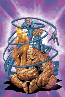 Marvel Age Fantastic Four (2004) #3