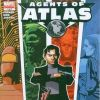 AGENTS OF ATLAS #1 (2006) cover by Tomm Coker