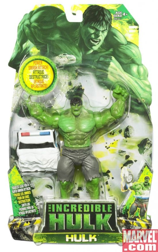 The Incredible Hulk - Power Punch Hulk