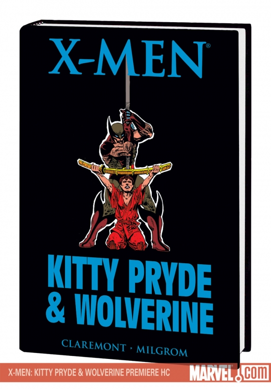 X-MEN: KITTY PRYDE & WOLVERINE PREMIERE #0