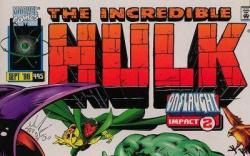 Incredible Hulk #445 cover