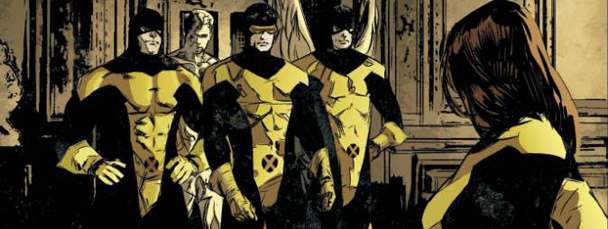 Sneak Peek: X-Men: Prelude to Schism #1