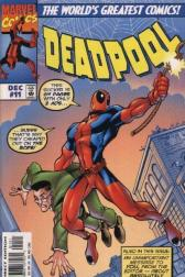 Deadpool #11 