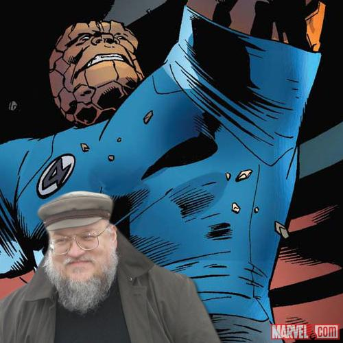 The Marvel Life: George R. R. Martin