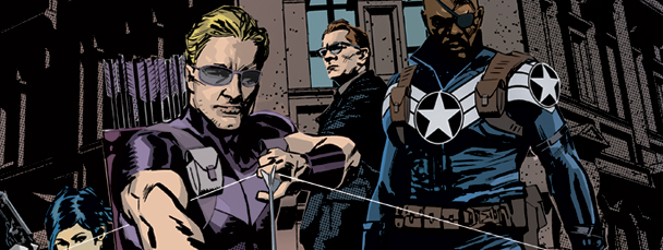 Secret Avengers Marvel NOW! Liveblog