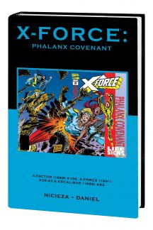 X-FORCE: PHALANX COVENANT PREMIERE HC VARIANT (DM ONLY) (Hardcover)