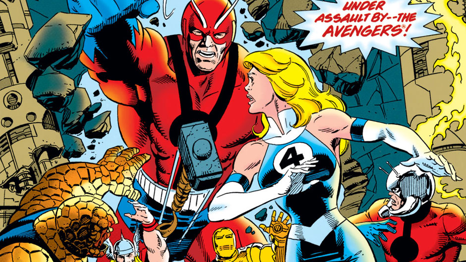 90s By The Numbers: Fantastic Four #388