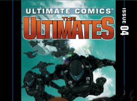 Ultimate Comics Ultimates (2011) #4 Cover