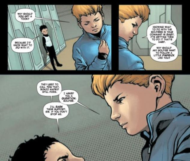 ENDERS SHADOW: COMMAND SCHOOL 1 Preview Page 5