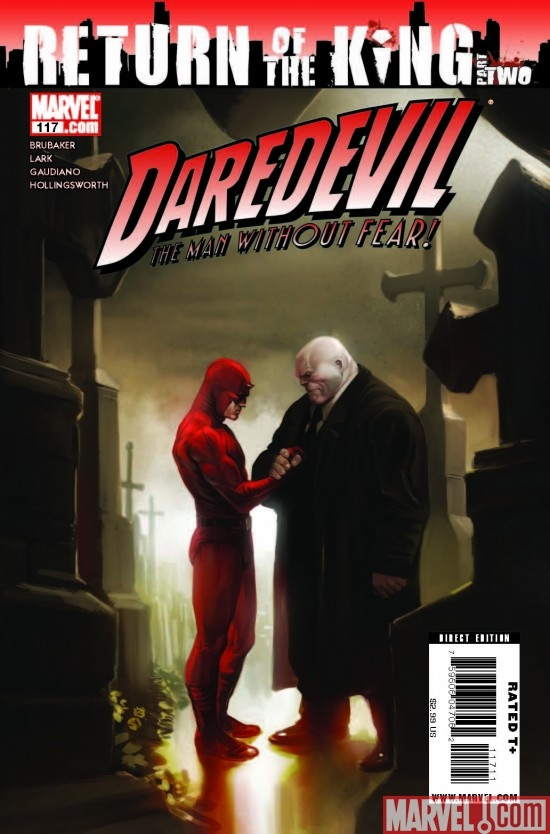 DAREDEVIL #117