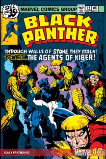 Black Panther (1976) #12