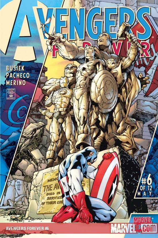 Avengers Forever (1998) #6
