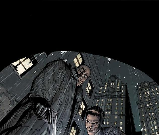 DISTRICT X (2005) #8 COVER